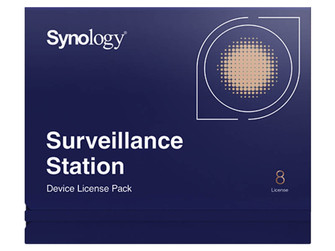 Synology Device license pack - 8