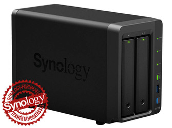 Synology DiskStation DS718+ (2 GB)